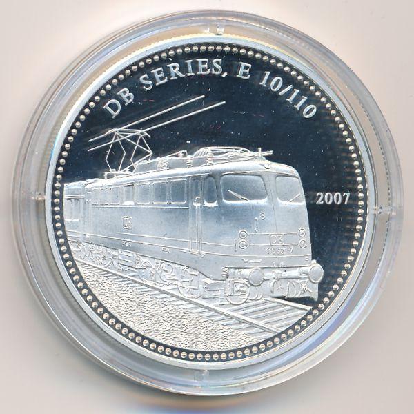 Палау, 5 долларов (2007 г.)