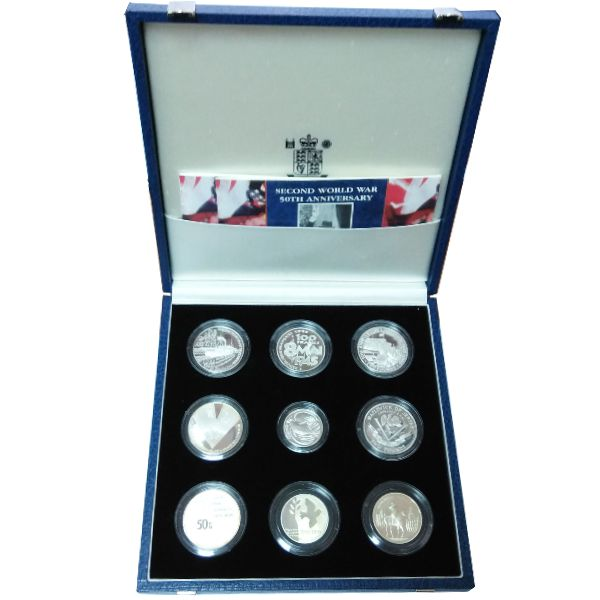 Коллекции, Набор монет (1995 г.)