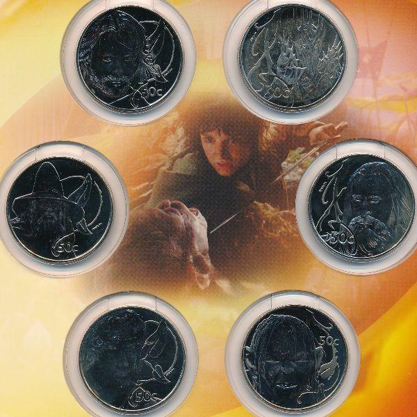 Новая Зеландия, Набор монет (2003 г.)