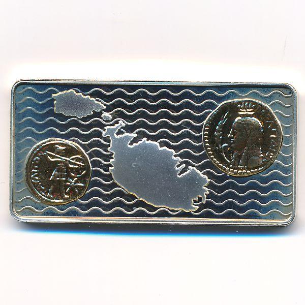 Мальта, 5 лир (2000 г.)