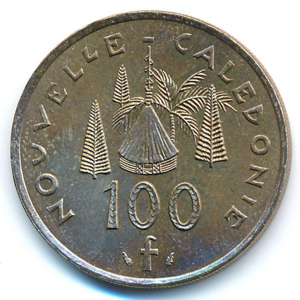 Новая Каледония, 100 франков (1991 г.)