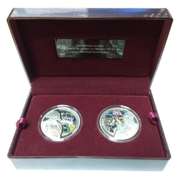 Ниуэ, Набор монет (2010 г.)