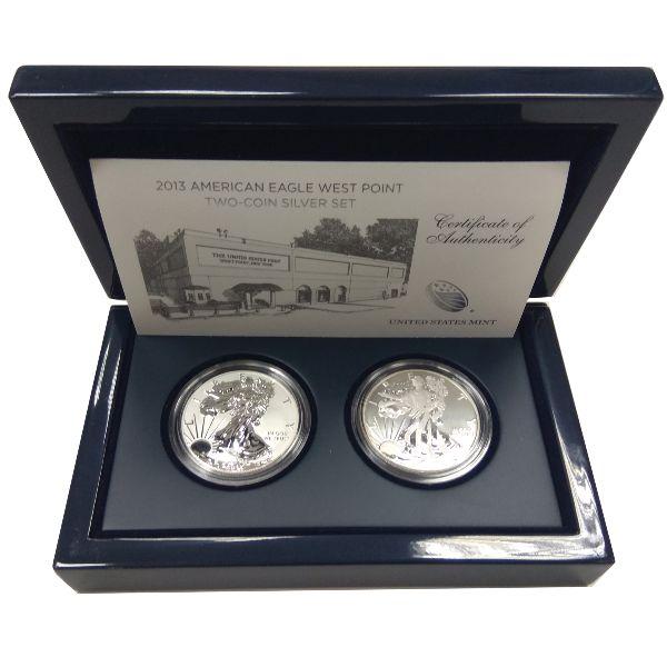 США, Набор монет (2013 г.)