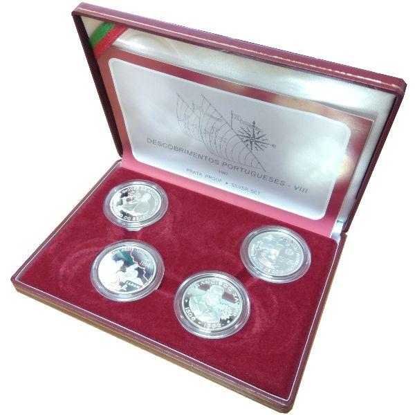 Португалия, Набор монет (1997 г.)