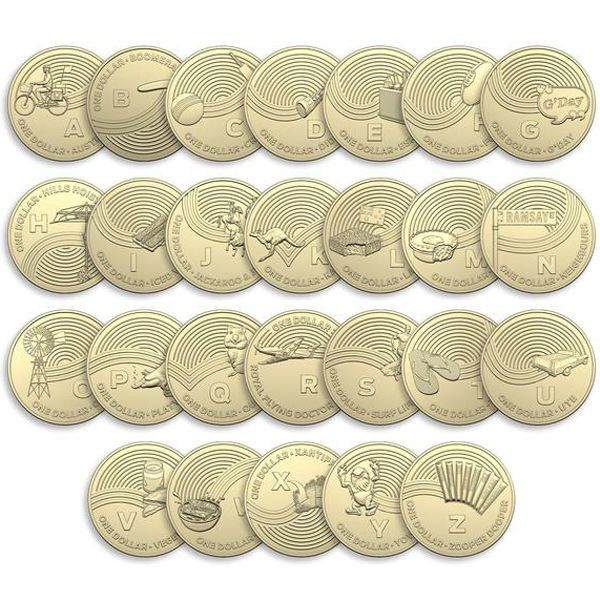 Австралия, Набор монет (2019 г.)