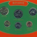 Сингапур, Набор монет (1995 г.)