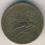 German New Guinea, 10 pfennig, 1894