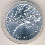 Финляндия, 10 евро (2006 г.)