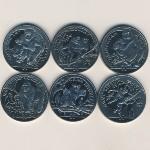 Сьерра-Леоне, Набор монет