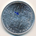 Финляндия, 10 евро (2008 г.)