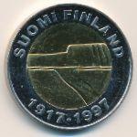 Финляндия, 25 марок (1997 г.)