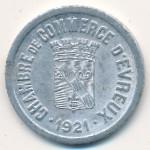 Эврё., 25 сентим (1921 г.)