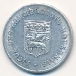 Руан., 10 сентим (1920 г.)