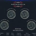 Австралия, Набор монет (2011 г.)
