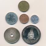 Хатт Ривер, Набор монет (1978 г.)