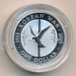 Австралия, 1 доллар (2003 г.)