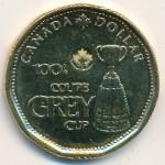 Канада, 1 доллар (2012 г.)