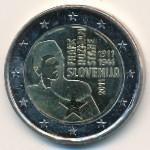 Словения, 2 евро (2011 г.)