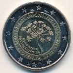 Словения, 2 евро (2010 г.)