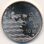 Норвегия, 10 крон (2010 г.)