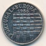 Португалия, 25 эскудо (1986 г.)