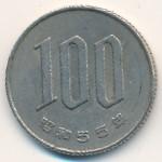 Япония, 100 иен (1970–1988 г.)
