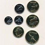 Республика Саха (Якутия), Набор монет (2013 г.)