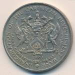 Острова Сент-Кристофер, Невис и Ангилья, 4 доллара (1970 г.)