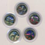Австралия, Набор монет (2012 г.)