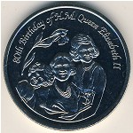 Pitcairn Islands, 1 dollar, 2006