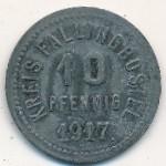 Бад-Фаллингбостель., 10 пфеннигов (1917 г.)