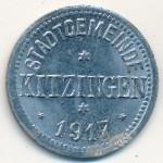 Китцинген., 10 пфеннигов (1917 г.)