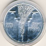 Финляндия, 10 евро (2009 г.)