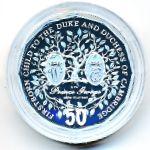 Австралия, 50 центов (2013 г.)