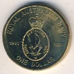 Австралия, 1 доллар (2001 г.)