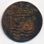 Netherlands East Indies, 1 duit, 1753–1792