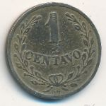 Colombia, 1 centavo, 1921