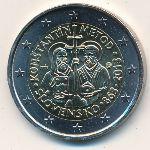 Словакия, 2 евро (2013 г.)
