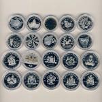 Австралия, Набор монет (2001 г.)