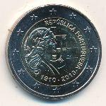 Португалия, 2 евро (2010 г.)