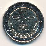 Бельгия, 2 евро (2008 г.)