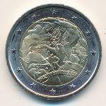 Италия, 2 евро (2008 г.)