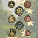 Андорра, Набор монет (2003 г.)