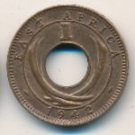 East Africa, 1 cent, 1942