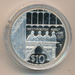 Фиджи, 10 долларов (2002 г.)