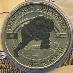 Тувалу, 50 центов (2007 г.)