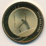 Австралия, 5 долларов (2012 г.)