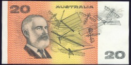 Австралия, 20 долларов