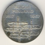 Финляндия, 10 марок (1967 г.)