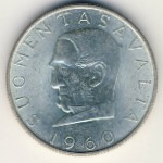 Финляндия, 1000 марок (1960 г.)